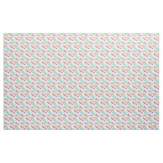 Knitting Design Fabric