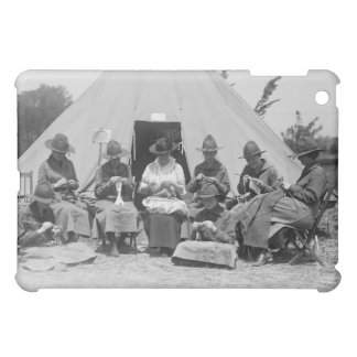 Knitting for the Cause, 1916 Case For The iPad Mini