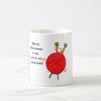KNITTING gifts Coffee Mug
