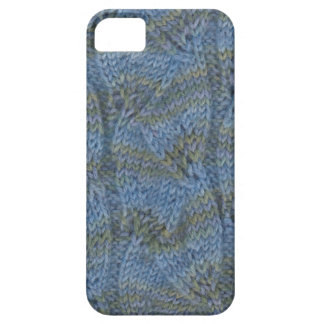 Knitting leaf lace sock for iPhone Case For The iPhone 5