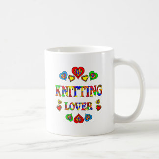 Knitting Lover Coffee Mugs