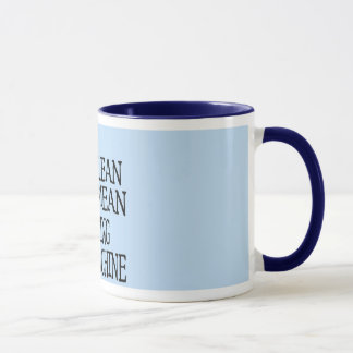 Knitting Machine Mug