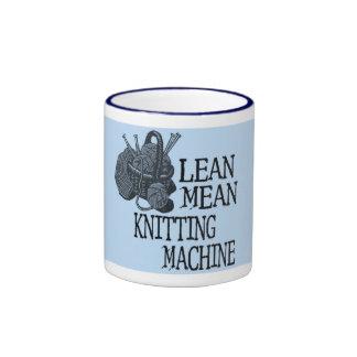 Knitting Machine Ringer Mug
