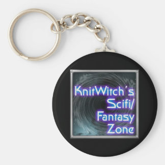Knitwitch Keychain