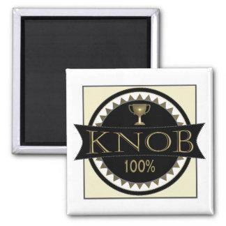 Knob Award Sqaure Magnet