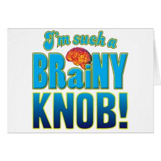 Knob Brainy Brain Cards