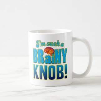 Knob Brainy Brain Mugs