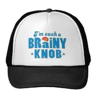 Knob Brainy, Such A Mesh Hats