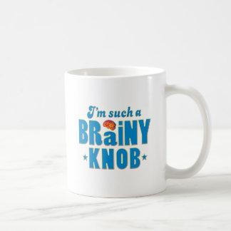 Knob Brainy, Such A Coffee Mug