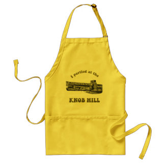 Knob Hill Cooking Apron- Retro Standard Apron