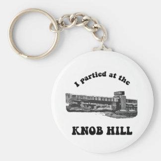 Knob Hill Keychain