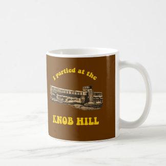 Knob Hill Mug- Retro Style