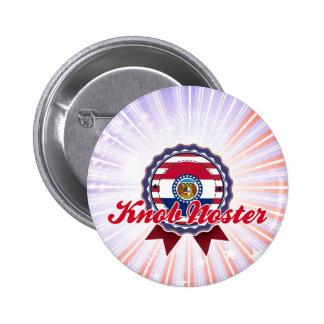 Knob Noster, MO Pinback Button