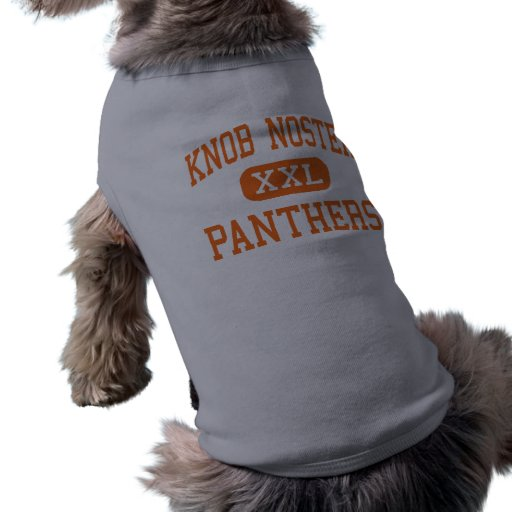 Knob Noster - Panthers - High - Knob Noster Pet Clothing