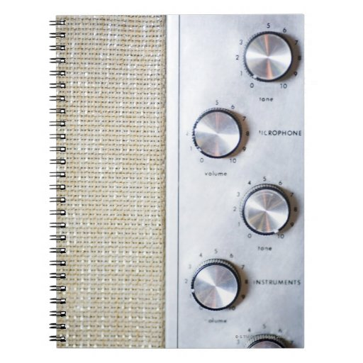 Knobs Notebooks