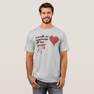 KNOCK ON MY HEART T-Shirt