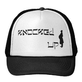 Knocked Up Maternity Gift Trucker Hats