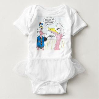 Knot Feeling it? Baby Bodysuit