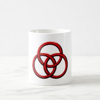 Knot of circles circles knot mugs