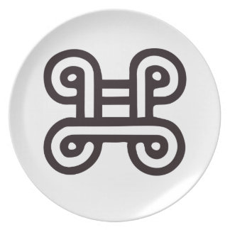 Knot of Reconciliation Plate