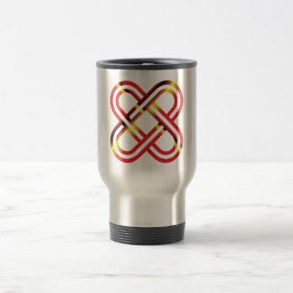 Knot Salomons knot Mugs