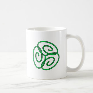 Knot Triskele Coffee Mug