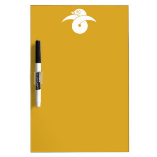 Knot wild goose gold dry erase board