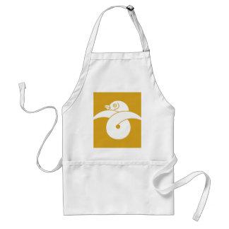 Knot wild goose gold standard apron