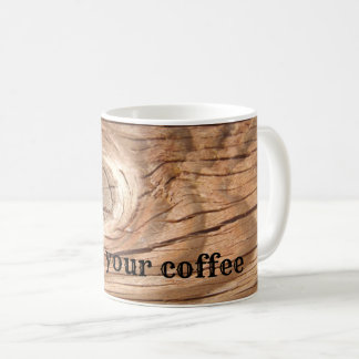 Knot Your Coffee Coffee Mug