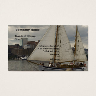 Knotical Sailing Business Card