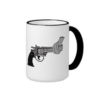 Knotted Gun Mugs
