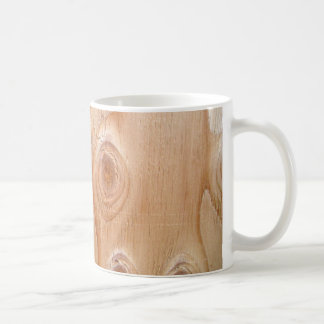 Knotted Pine Coffee Mug