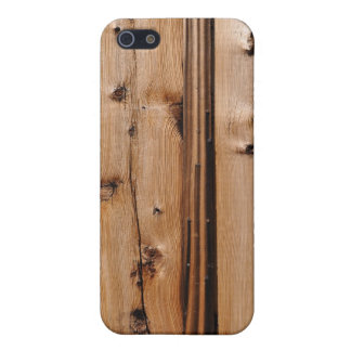 Knotty Pine Wood Background iPhone Case Cover Case For The iPhone 5