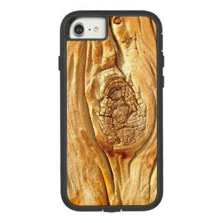 Knotty Wood Grain Phone Case Design