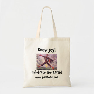Know Joy! Tote