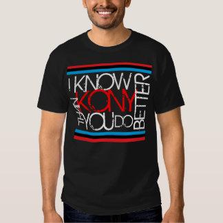 Know KONY Shirt