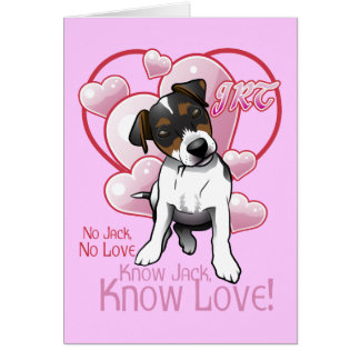 Know Love Greeting Card