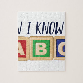 Know My ABC Puzzle