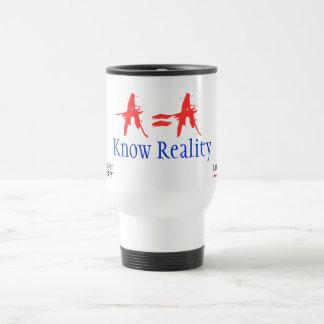 Know Reality Mug