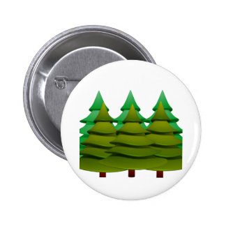 KNOW THE FOREST 6 CM ROUND BADGE
