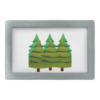 KNOW THE FOREST BELT BUCKLES