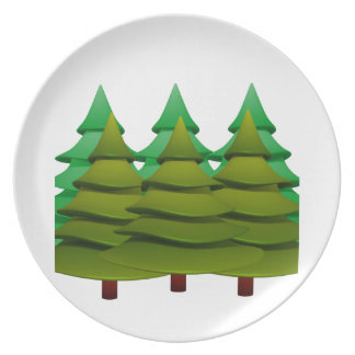 KNOW THE FOREST PLATE