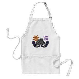 Know your fears standard apron