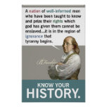 Know Your History! Print