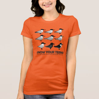 Know Your Terns T-Shirt