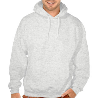 Knowledge Dog Anions aren't negative Hooded Sweatshirt