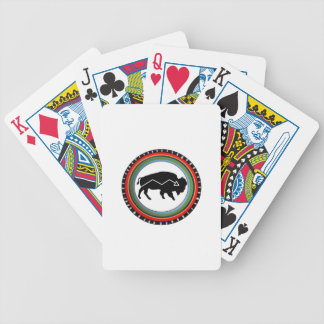 KNOWN TO THRIVE BICYCLE PLAYING CARDS