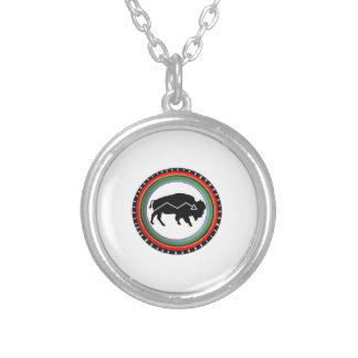 KNOWN TO THRIVE SILVER PLATED NECKLACE