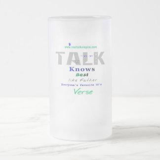 knows - glass mugs