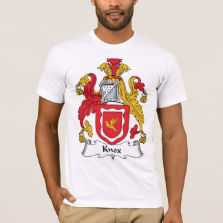 Knox Family Crest T-Shirt